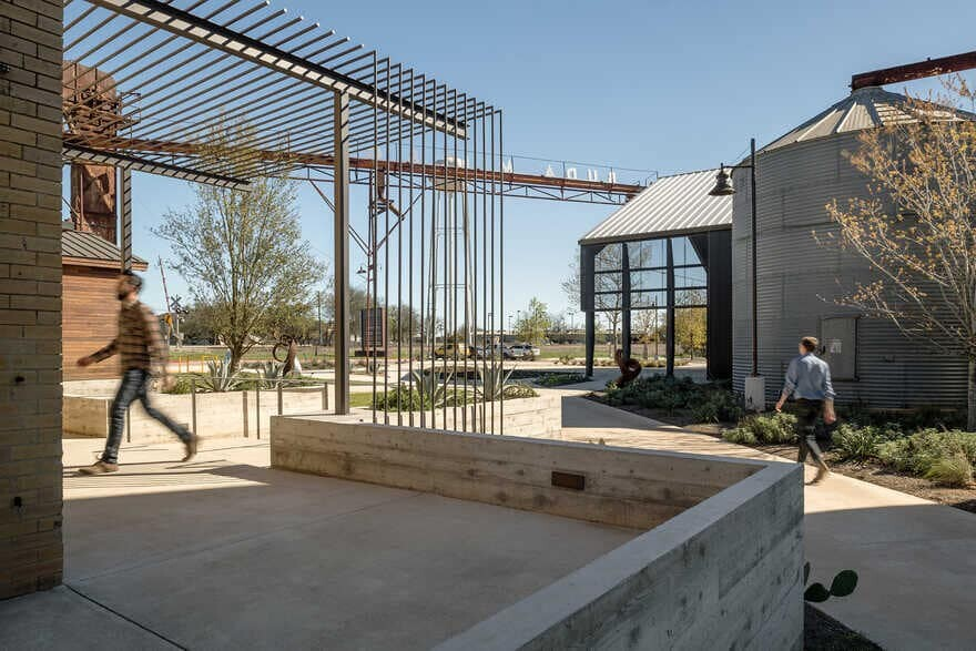 A Historic Agricultural Complex Reimagined as a Community-Focused Commercial Retail Destination