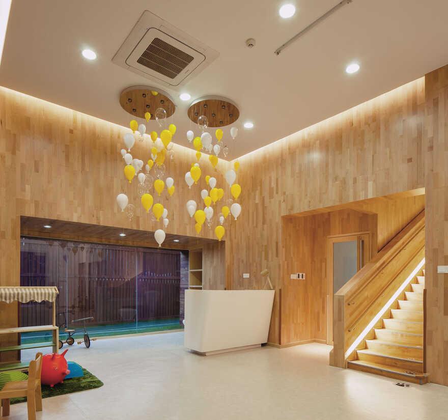 interiors / Shenzhen VMDPE Design