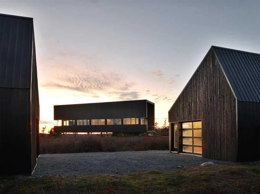 studio headquarters / Peter Braithwaite Studio