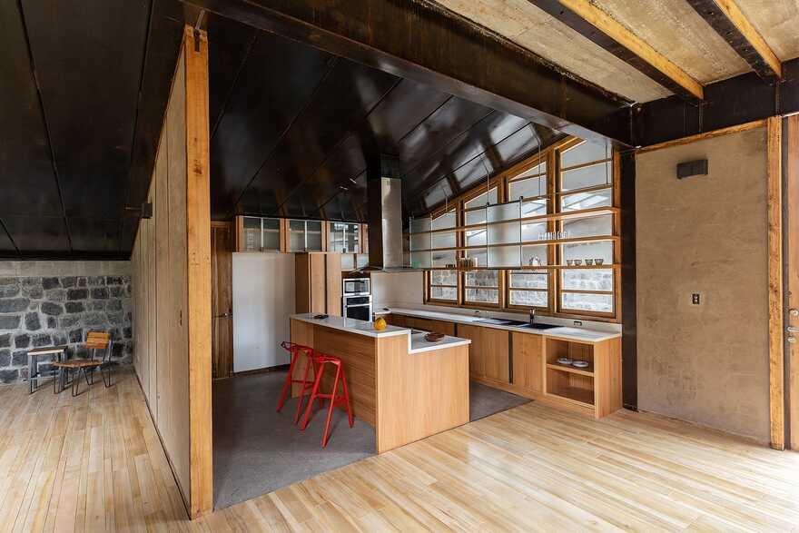 kitchen, Ecuador / Rama Estudio
