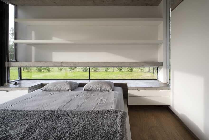 bedroom, Buenos Aires / Luciano Kruk