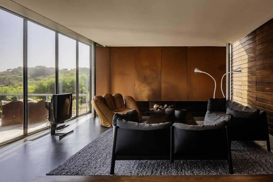 living room / Woods Bagot
