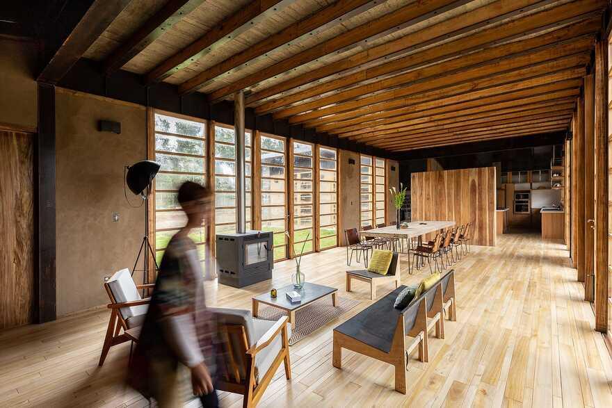interior design, Ecuador / Rama Estudio