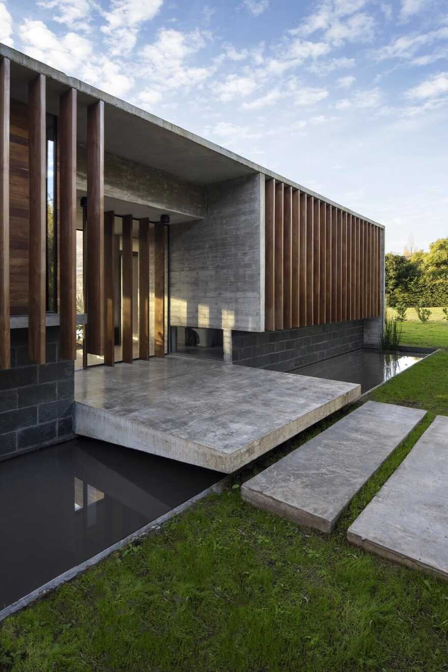 Rodrigues House, Buenos Aires / Luciano Kruk