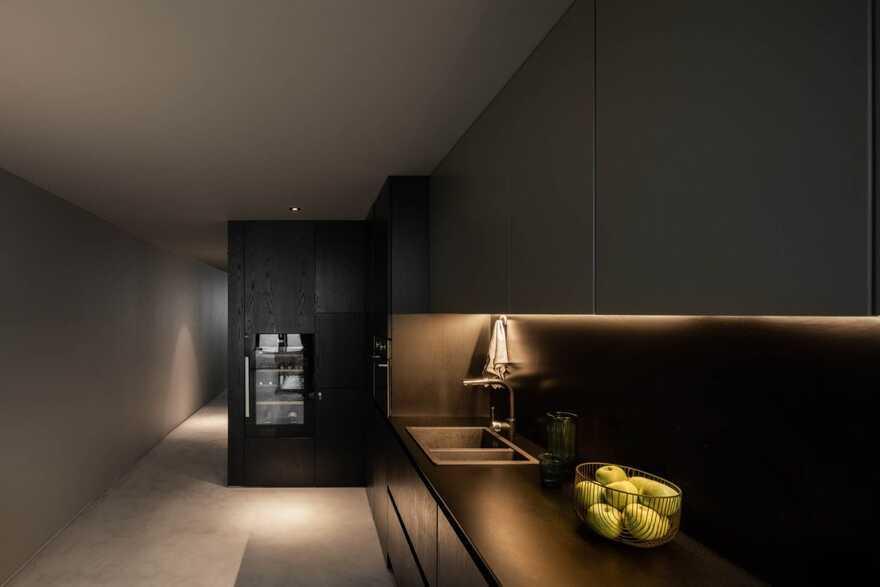 kitchen by Architect Paulo Martins