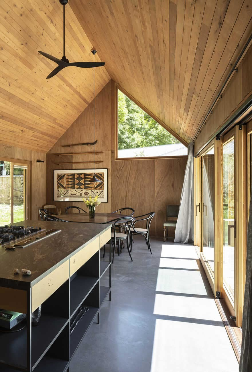 kitchen, a Holiday Home by Pac Studio