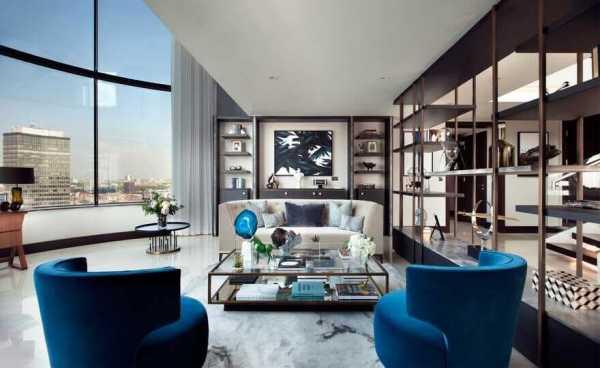 Corniche Penthouse, London / TG Studio