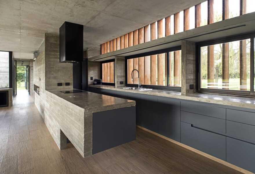 kitchen, Buenos Aires / Luciano Kruk