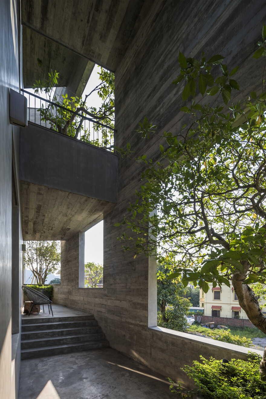 Ha Long Villa / Vo Trong Nghia Architects