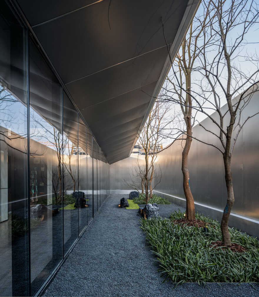 outdoor, Lee Wei Min Architects
