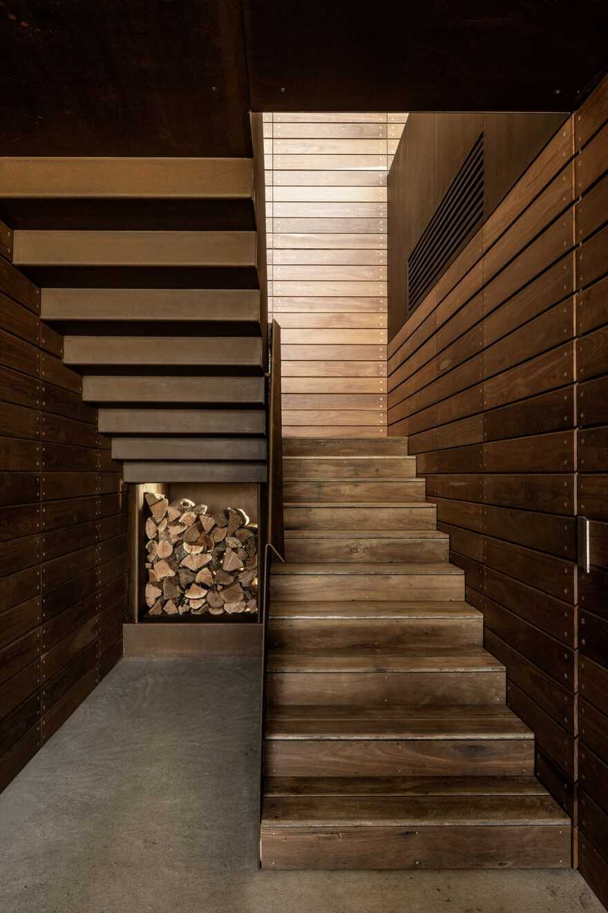 staircase / Woods Bagot