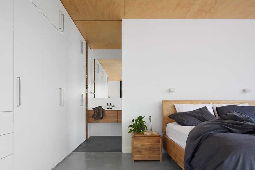 bedroom / Archterra Architects
