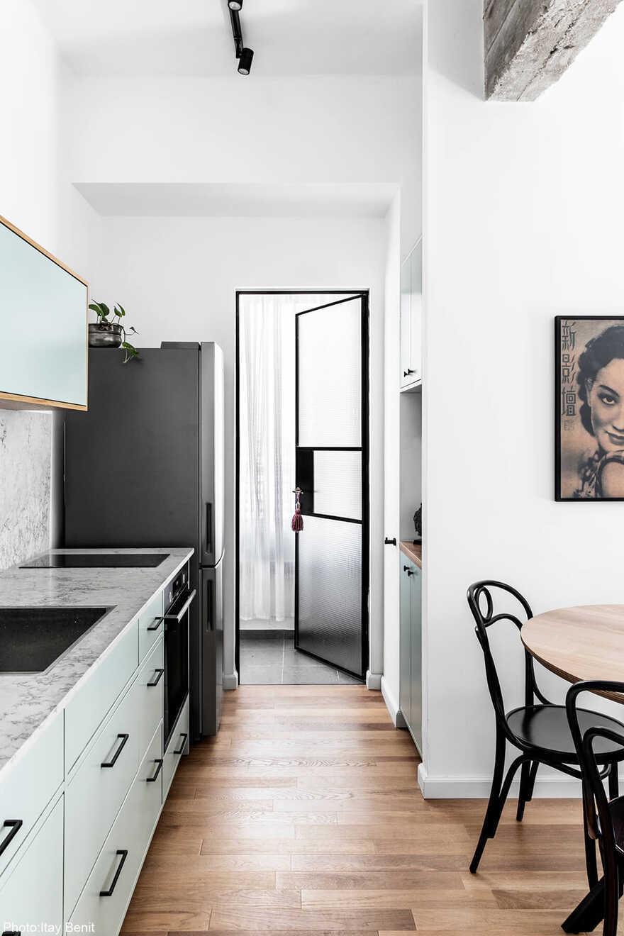kitchen by Danka Design