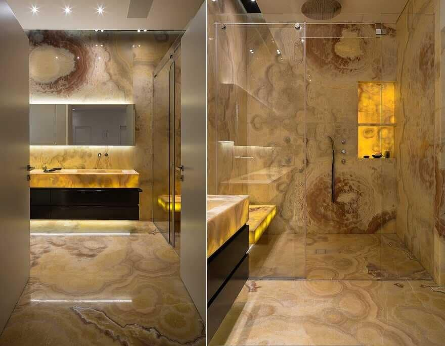 bathroom / DOMB Architects
