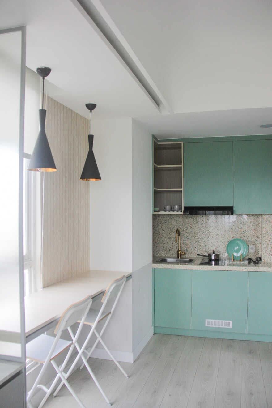 interior design, Co+in Collaborative Lab
