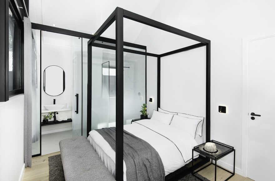 suite, Johannesburg / Daffonchio Architects