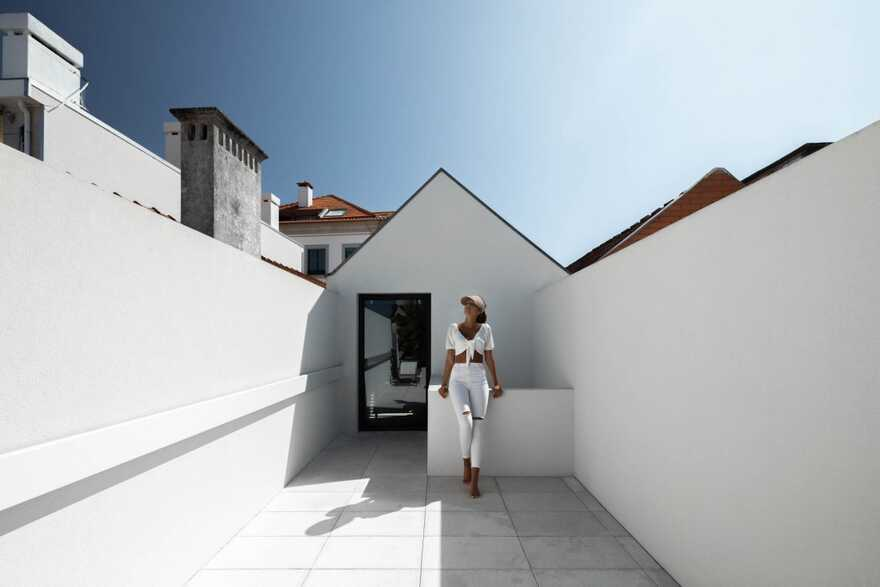 terrace by Architect Paulo Martins