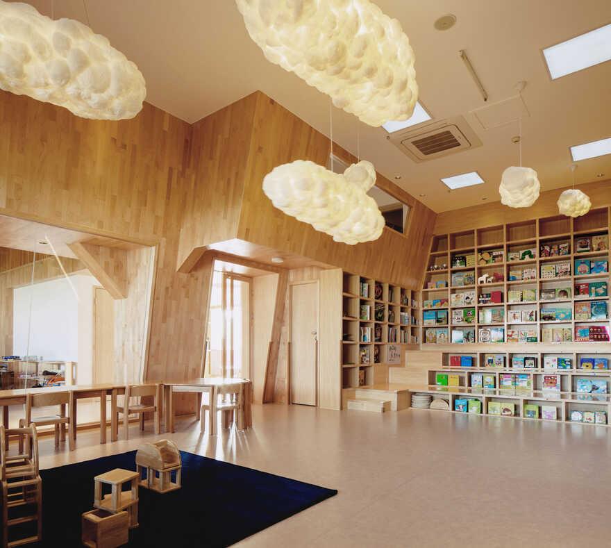 library / Shenzhen VMDPE Design
