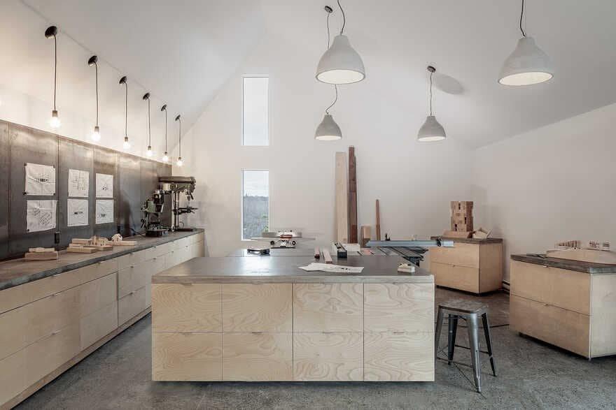 atelier / Peter Braithwaite Studio