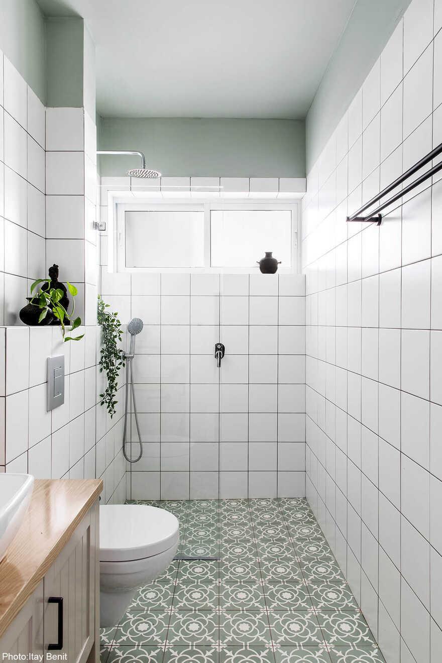 bathroom by Danka Design