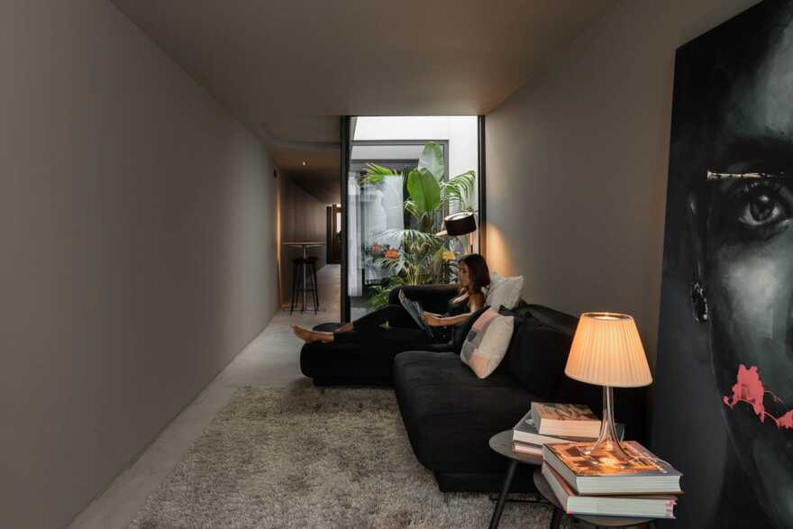 living room by Architect Paulo Martins