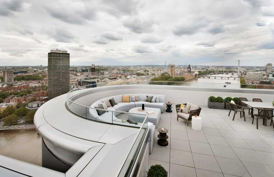 terrace, London / TG Studio