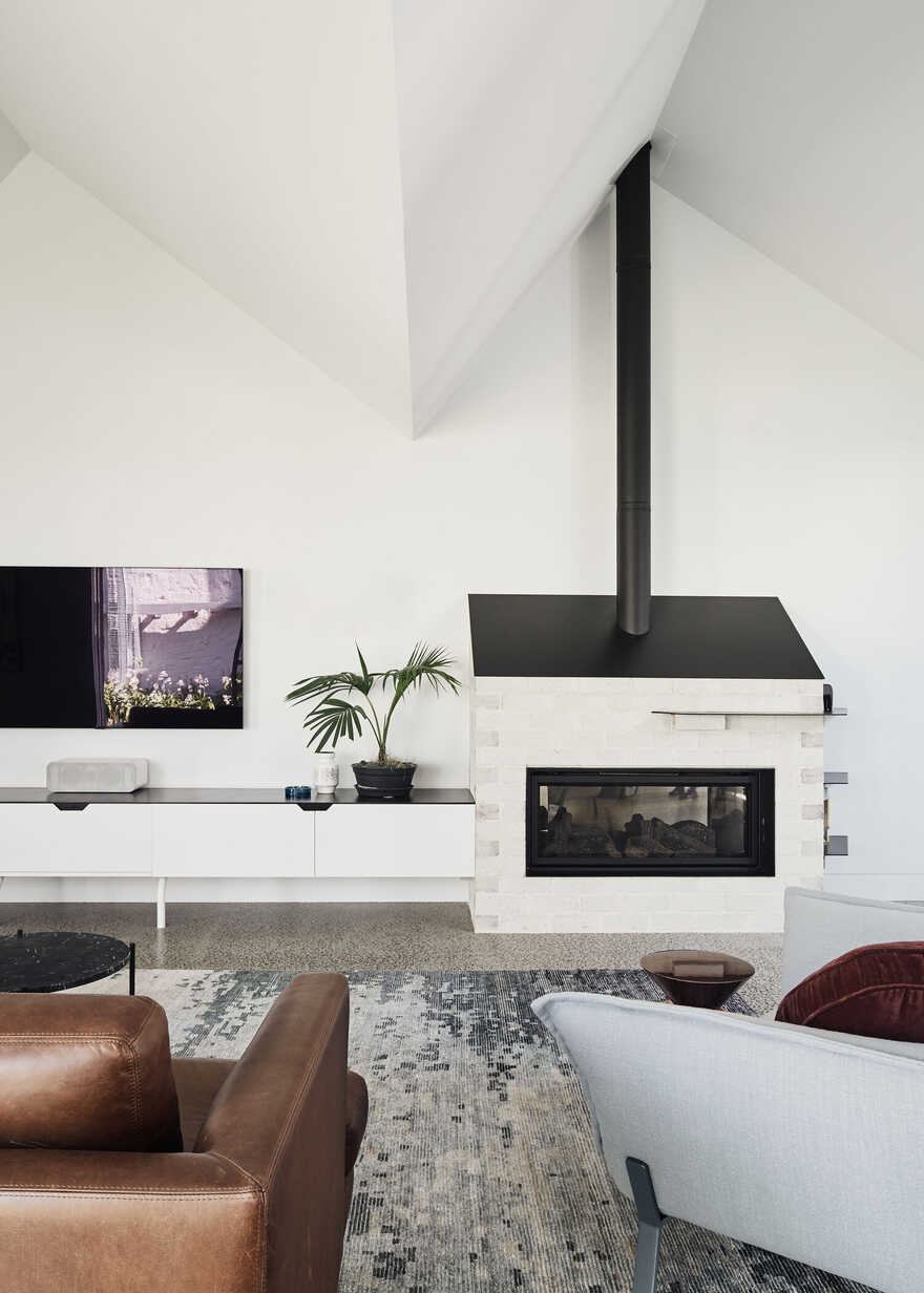 living room / Austin Maynard Architects
