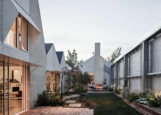 RaeRae House, Melbourne / Austin Maynard Architects