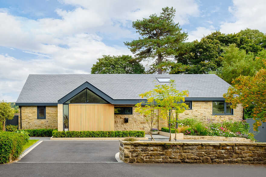 1970's Bungalow Transformed into a Striking Contemporary Home
