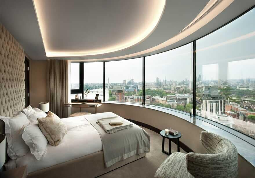 Corniche Penthouse, London / TG Studio