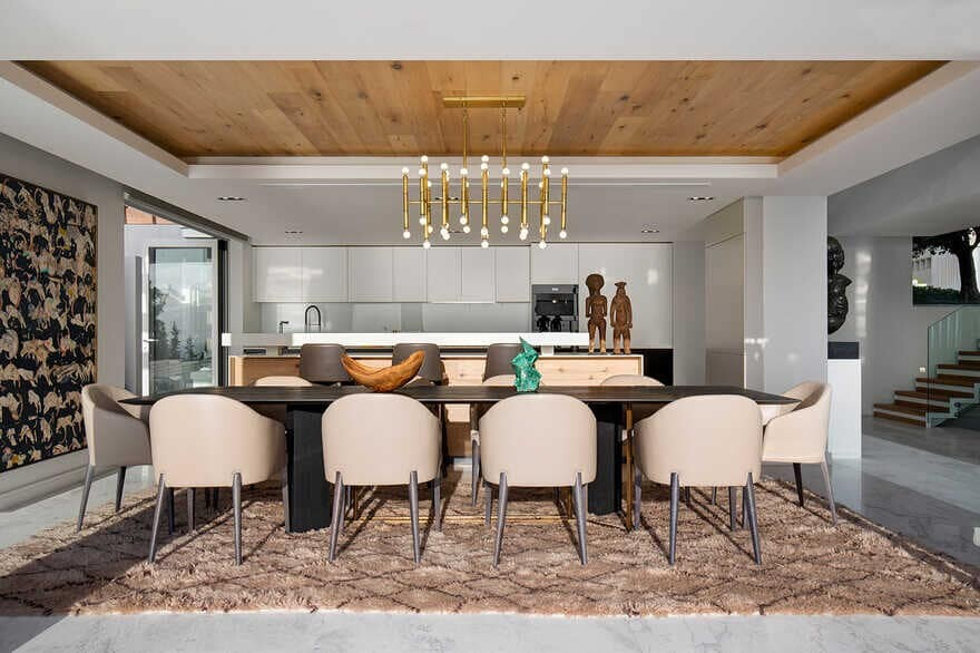 dining space, South Africa / ARRCC