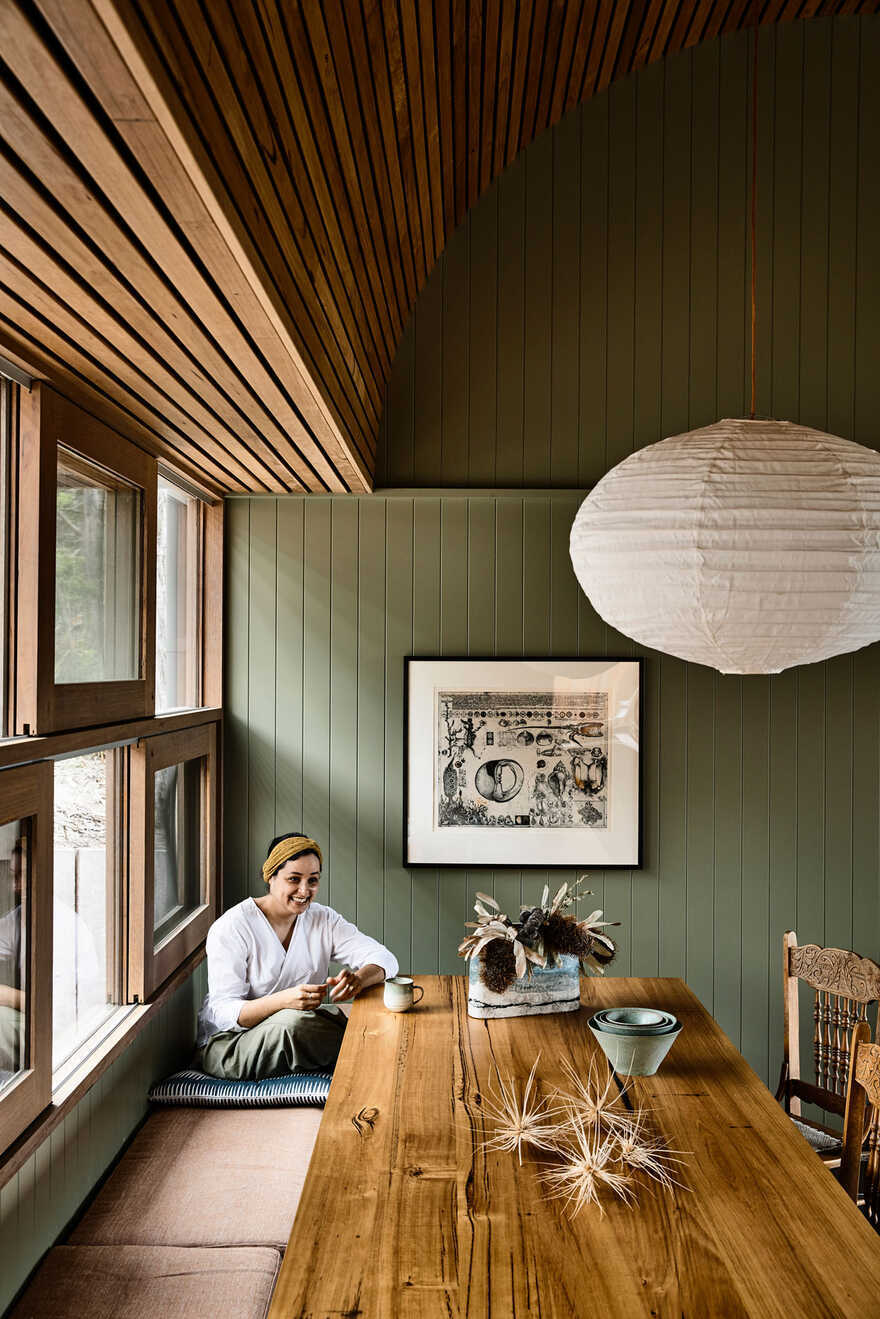 dining room / Kennedy Nolan