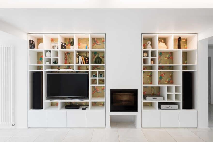 living room / (ma!ca) architecture