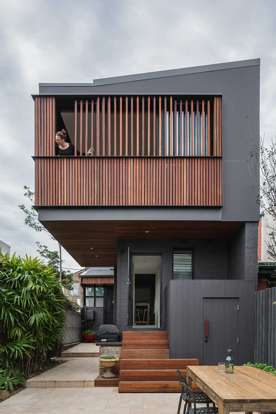 Newtown Terrace House / Bastian Architecture