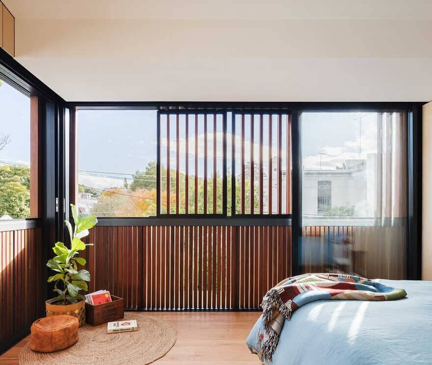 bedroom / Bastian Architecture