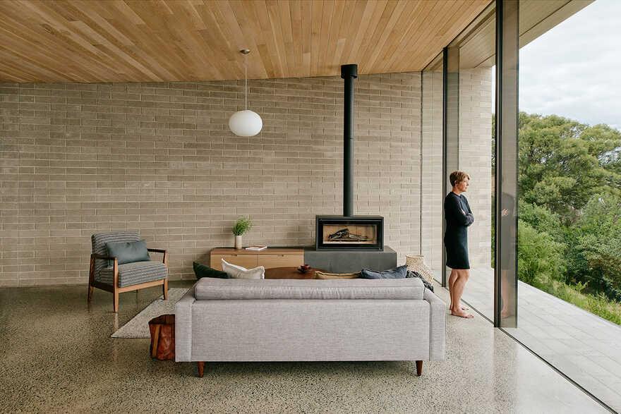 living room, Topology Studio