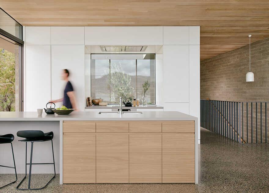 kitchen, Topology Studio