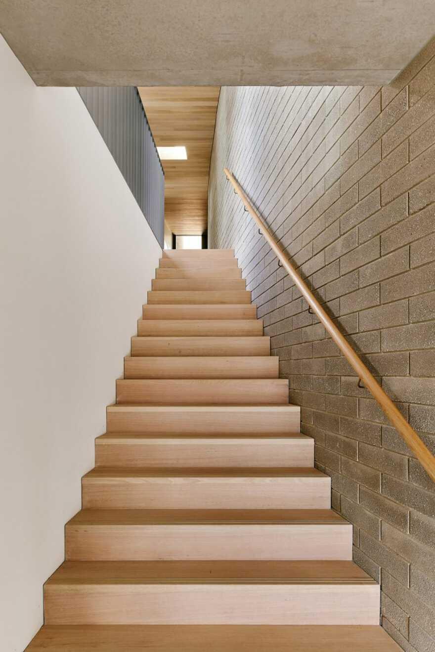 staircase, Topology Studio