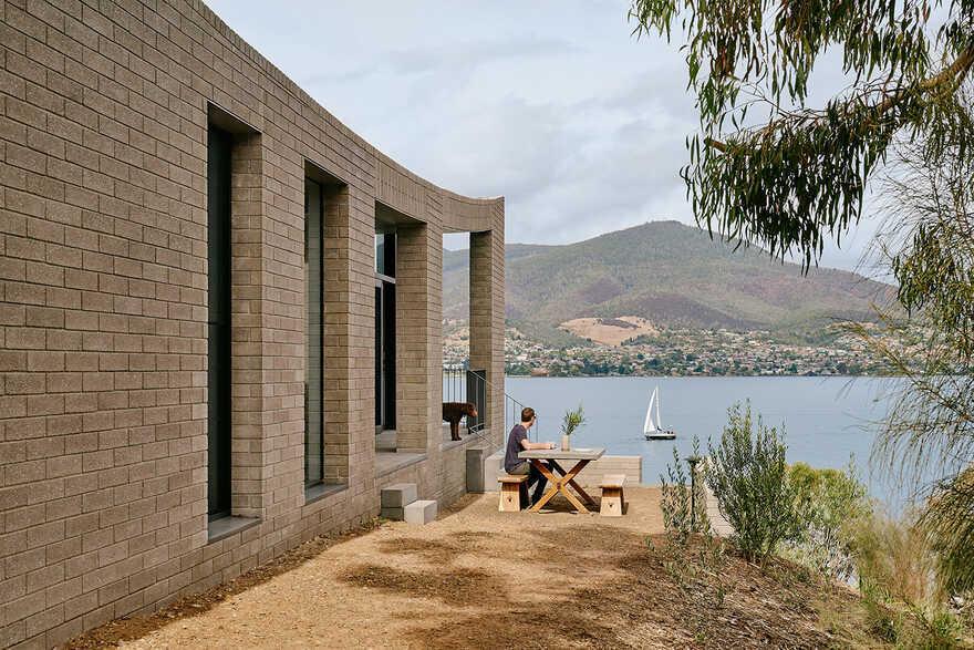 Otago Bay House Topology Studio