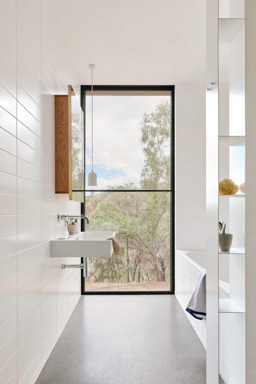 bathroom, Topology Studio
