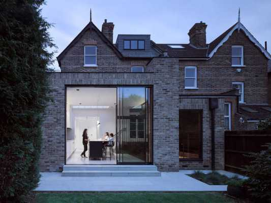 Kings Hall House, London / Daykin Marshall Studio