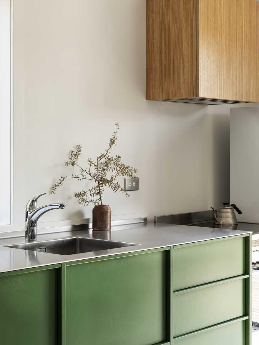 kitchen, New Zealand / Pac Studio