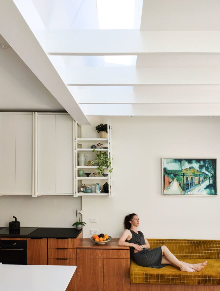 Light Catcher Renovation by Lovell O'Connell Architects
