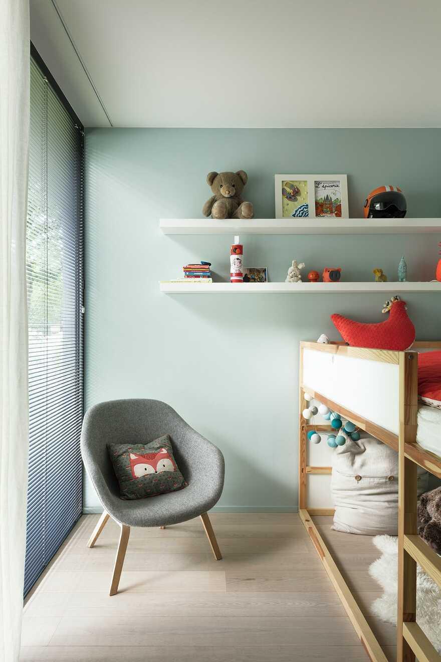 kids room / JUMA Architects