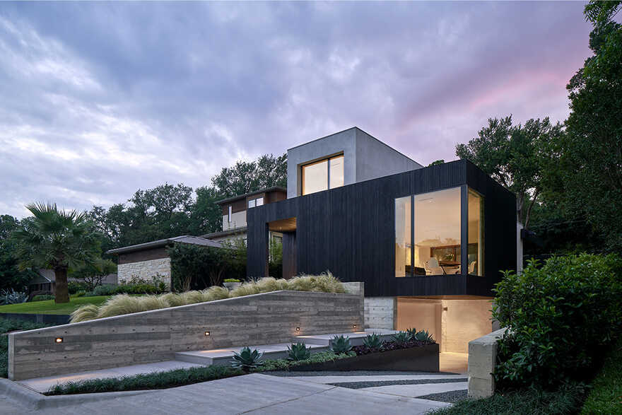 Skybox House, Austin / Dick Clark + Associates