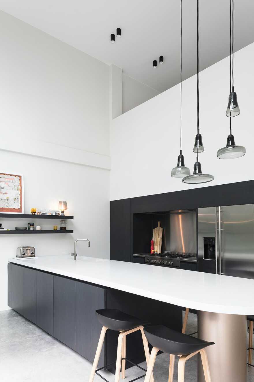 Baillet Latour House / JUMA Architects