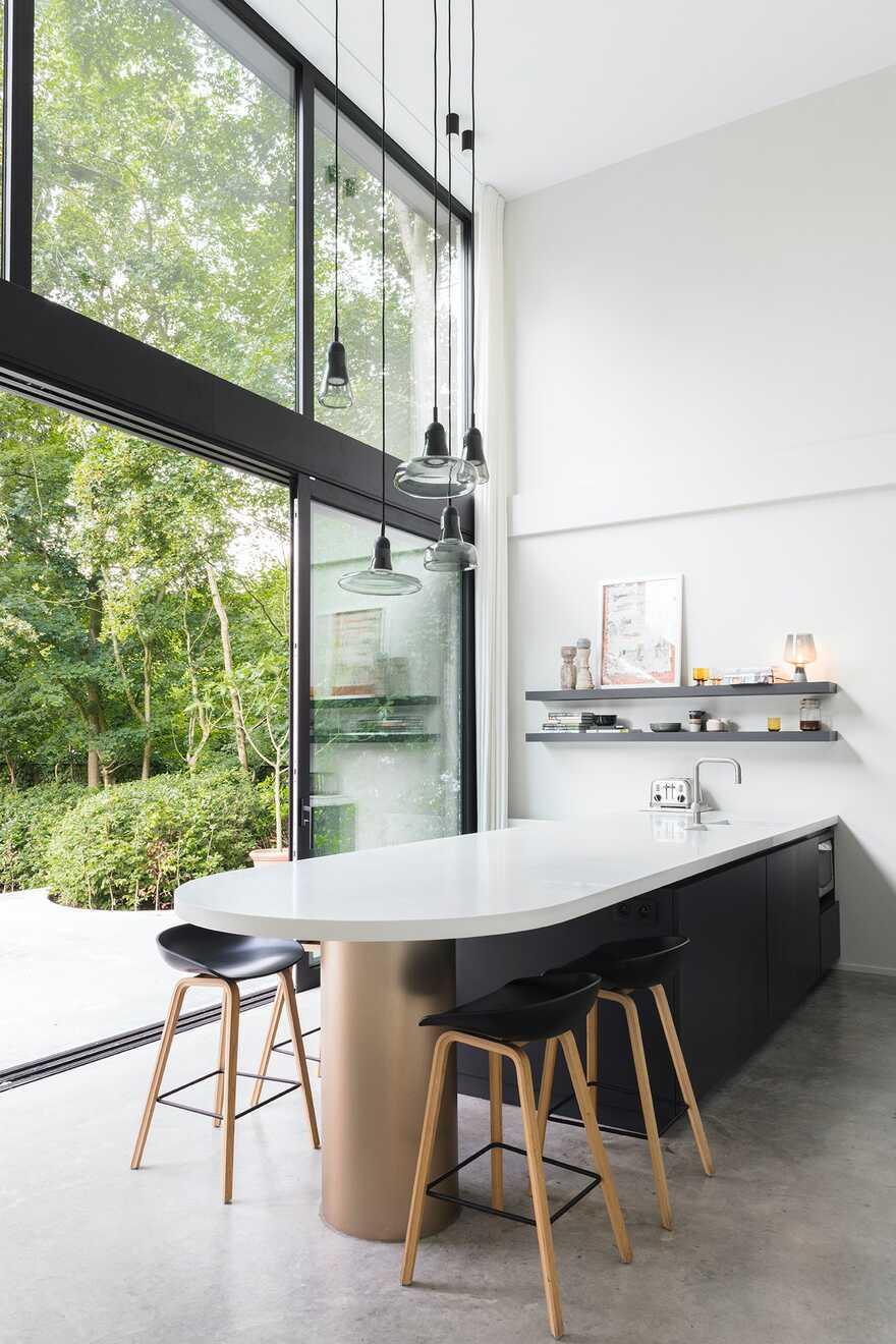 kitchen / JUMA Architects