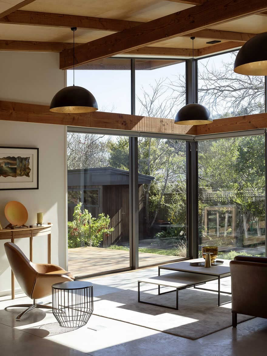 interior design / Lovell O'Connell Architects