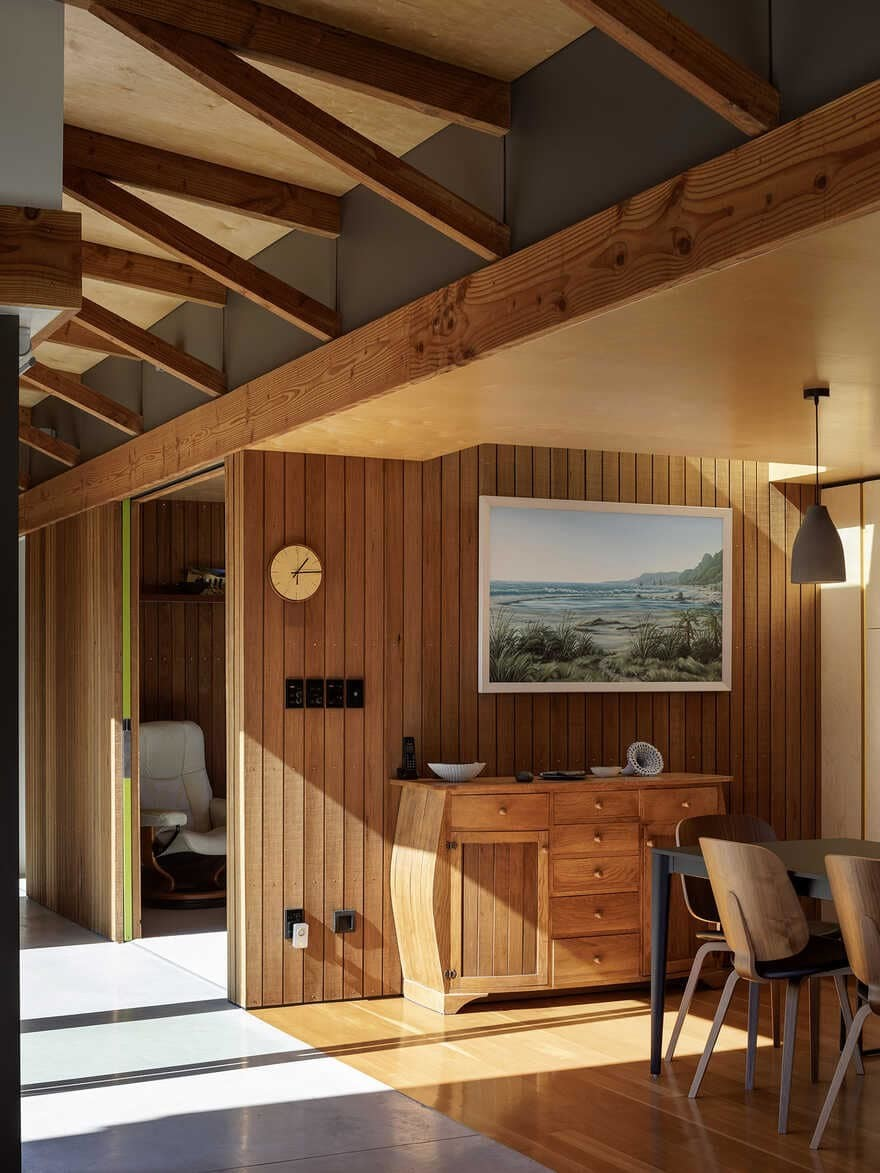 Pitoitoi House / Lovell O'Connell Architects