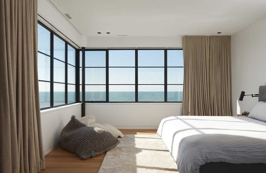 bedroom / Wheeler Kearns Architects